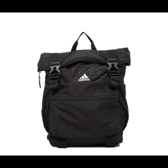 Adidas Bags   Brand New Black Yola Backpack Nwt   Poshmark 1a818b4a13